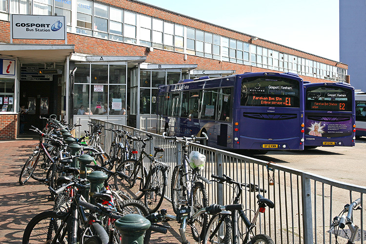 Combined Bus & Ferry Tickets | Gosport Ferry